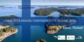 EHMA 2019 Annual Conference – Health Management 2.0