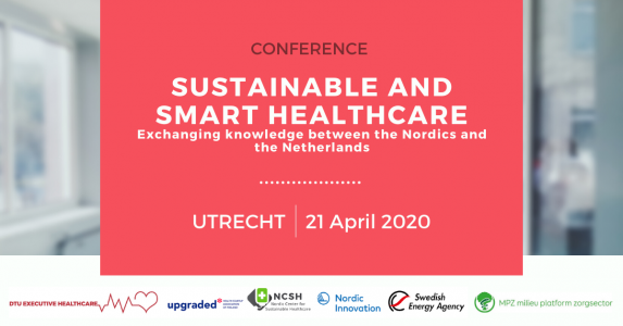 Conference in Utrecht, Netherlands: Sustainable and Smart Healthcare