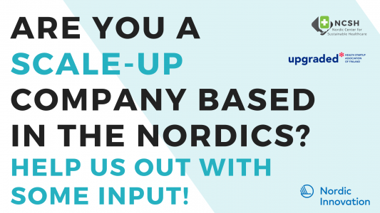 Survey for Nordic Scale-up Companies