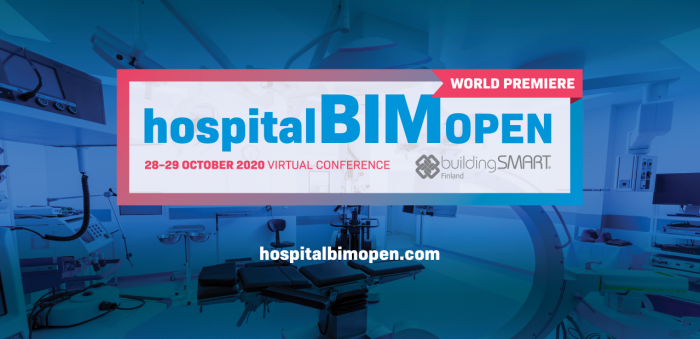 Hospital BIM Open 2020 - Virtual Conference 28-29 October